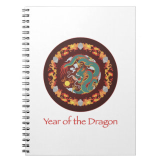Year of the Dragon Journals Notebook