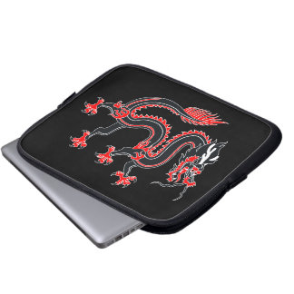 Year of the Dragon Laptop Computer Sleeve
