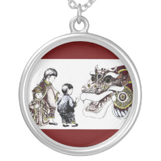 Year of the Dragon Necklaces