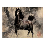 Year of the Horse 2014 - Chinese Painting Art Postcards