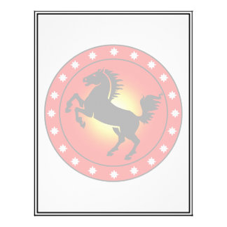 Year of the Horse Flyers