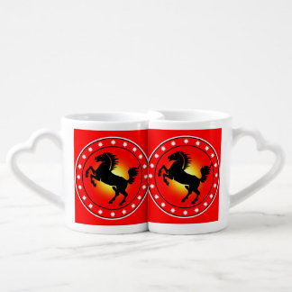 Year of the Horse Couples Mug