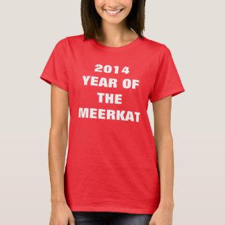 Year of the Meerkat T-Shirt