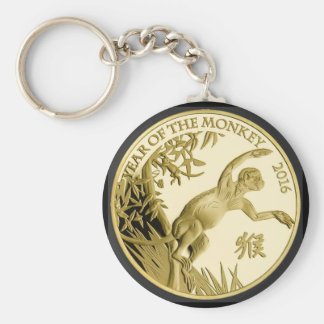 Year of the Monkey 2016 - Chinese New Year Key Ring