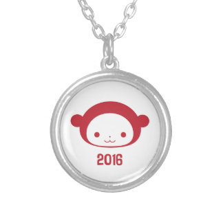 Year of the Monkey 2016 Necklace