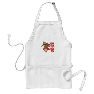 Year of the Monkey - Chinese Lunar New Year 2016 T Standard Apron