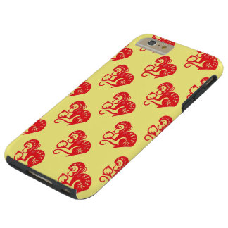 """""""Year of the Monkey"""" Tough iPhone 6 Plus Case"""