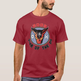 Year of the OX - 2009 - Chinese New Year T-Shirt
