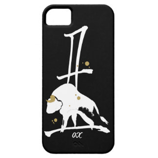 Year of the Ox - Chinese Zodiac iPhone 5 Cover