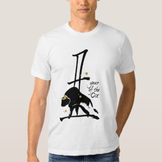 Year of the Ox - Chinese Zodiac T Shirt