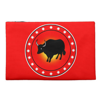 Year of the Ox Travel Accessories Bags