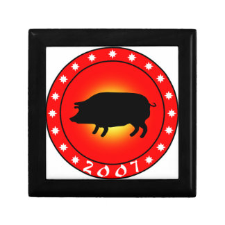 Year of the Pig 2007 Gift Box