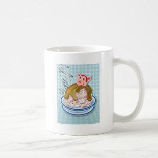 Year Of The Pig Ice Cream Treat - Basic White Mug