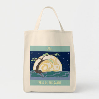 Year of the Rabbit, 2011 Tote Bag