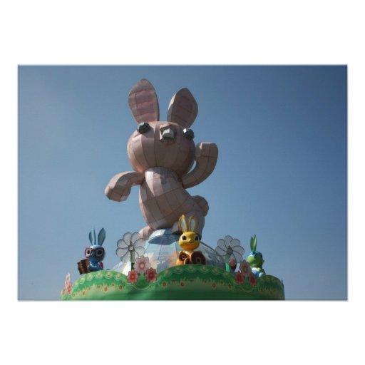 Year of the rabbit, Chinese New Year Custom Announcement