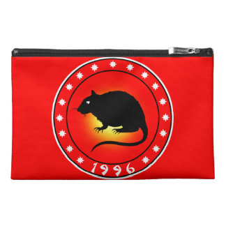Year of the Rat 1996 Travel Accessory Bag