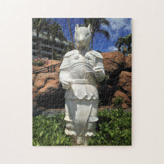 Year of the Rat Statue, Waikoloa, Hawaii Jigsaw Puzzle