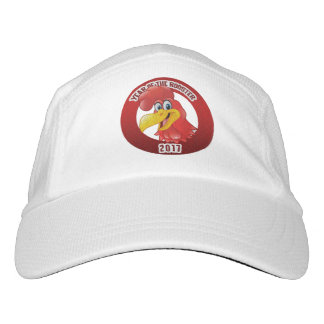 Year of The Rooster 2017 Hat