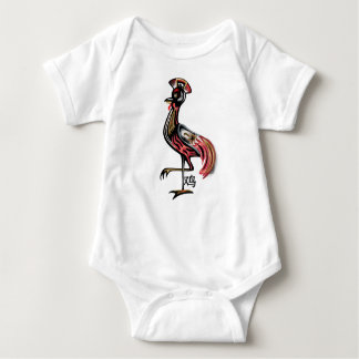 Year of The Rooster Baby Bodysuit