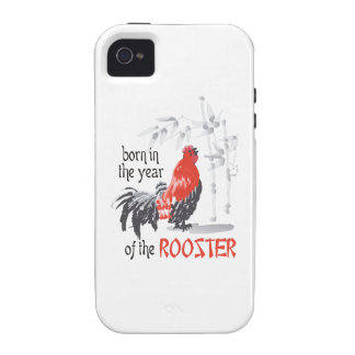 Year of the Rooster iPhone 4/4S Cover