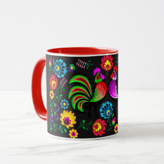 Year of the Rooster Design 10 Mug