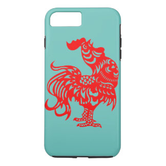 """Year of The Rooster"" iPhone 7 Plus Case"