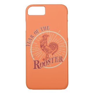 """Year Of The Rooster iPhone"" iPhone 7 Case"