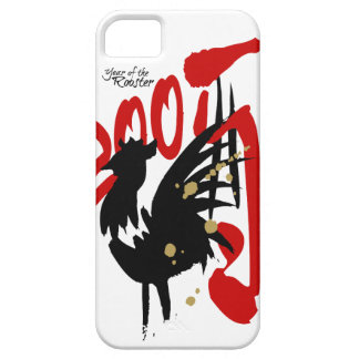Year of the Rooster two thousand 5 iPhone 5 Cases