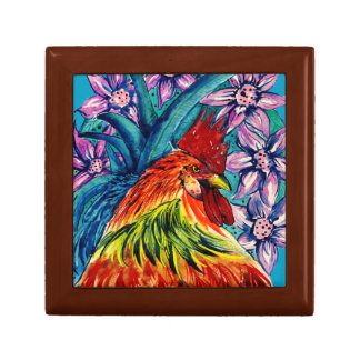 Year of the Rooster Watercolour Gift Box