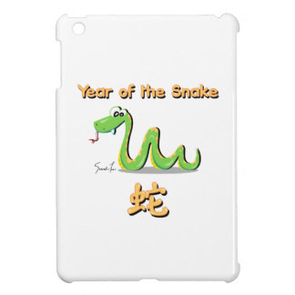 Year of the Snake Cover For The iPad Mini