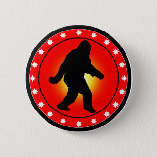 Year of the Squatch 6 Cm Round Badge