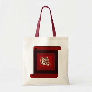 Year of the tiger 2010 canvas bags