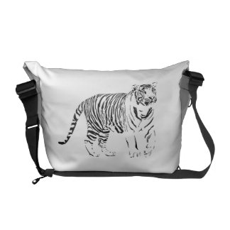 Year of the Tiger - Bag Courier Bags