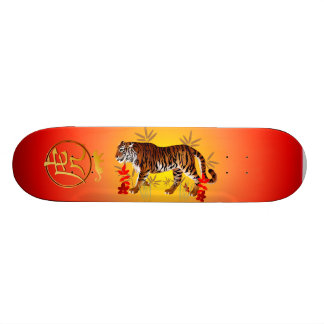 YEAR OF THE TIGER SKATEBOARDS