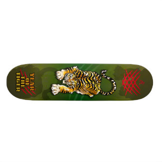 Year of the Tiger Skateboard