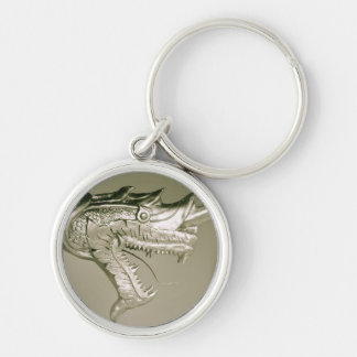Year of the Water Dragon Key Chain