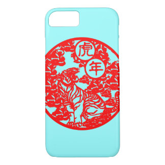 """Year of Tiger Phone Case"" iPhone 7 Case"