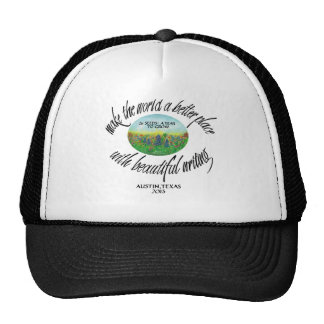 Year to grow 26 seeds class by Reggie Mesh Hats