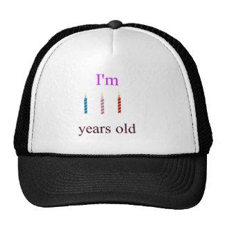 Years Cap