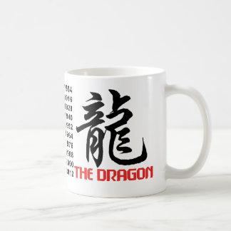 Years of The Dragon Coffee Mug