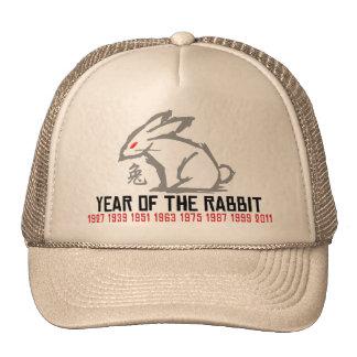 Years of The Rabbit Cap