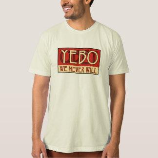 YEBO Logo 1 Tshirts