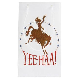 Yee-Haa Ridem' Cowgirl Gift Bag