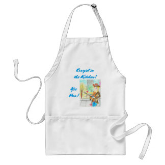 Yee Haw Country Girl Apron