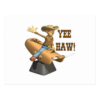 Yee Haw Post Cards