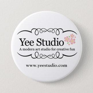 Yee Studio 7.5 Cm Round Badge