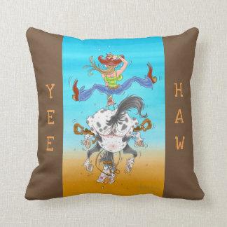 Yeehaw Pillow