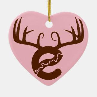 Yeg Deer Ornament