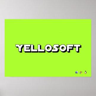 YelloSoft Poster