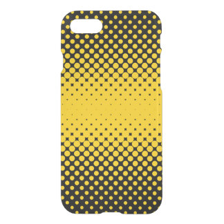 Yellow abstract background iPhone 8/7 case